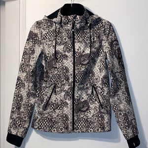 Lululemon Rare Floral Lace Jacket